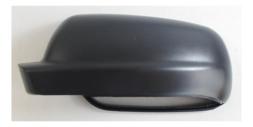 Volkswagen Bora 1999-2005 Black - Textured Wing Mirror Cover Passenger Side N/S