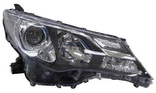 Toyota RAV-4 Mk4 ATV / SUV 1/2013-2/2016 Headlight Headlamp Drivers Side O/S