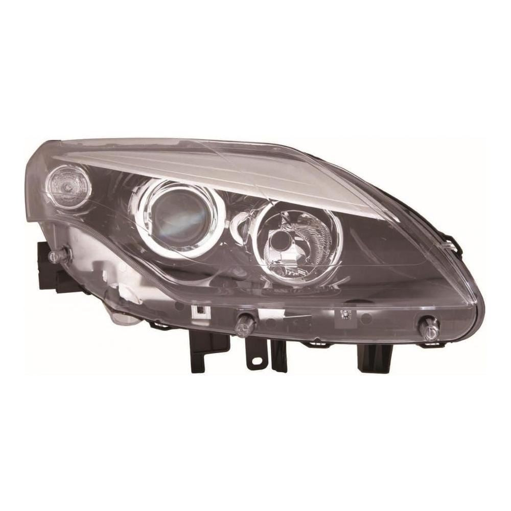 Renault Laguna Mk3 Hatchback 1/2011-2012 Headlight Headlamp Drivers Side O/S