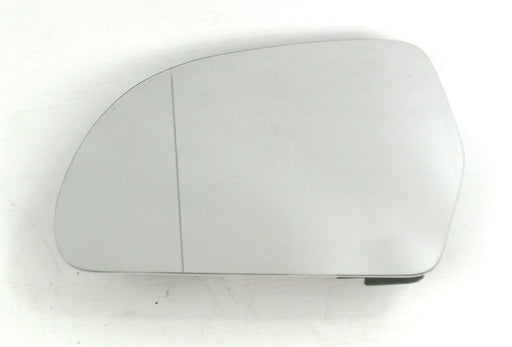 Audi A4 Mk.3 7/2008-12/2010 Heated Aspherical Mirror Glass Passengers Side N/S