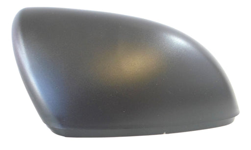 Volkswagen Golf Plus Mk6 4/2009-2014 Black Textured Wing Mirror Cover Driver Side O/S
