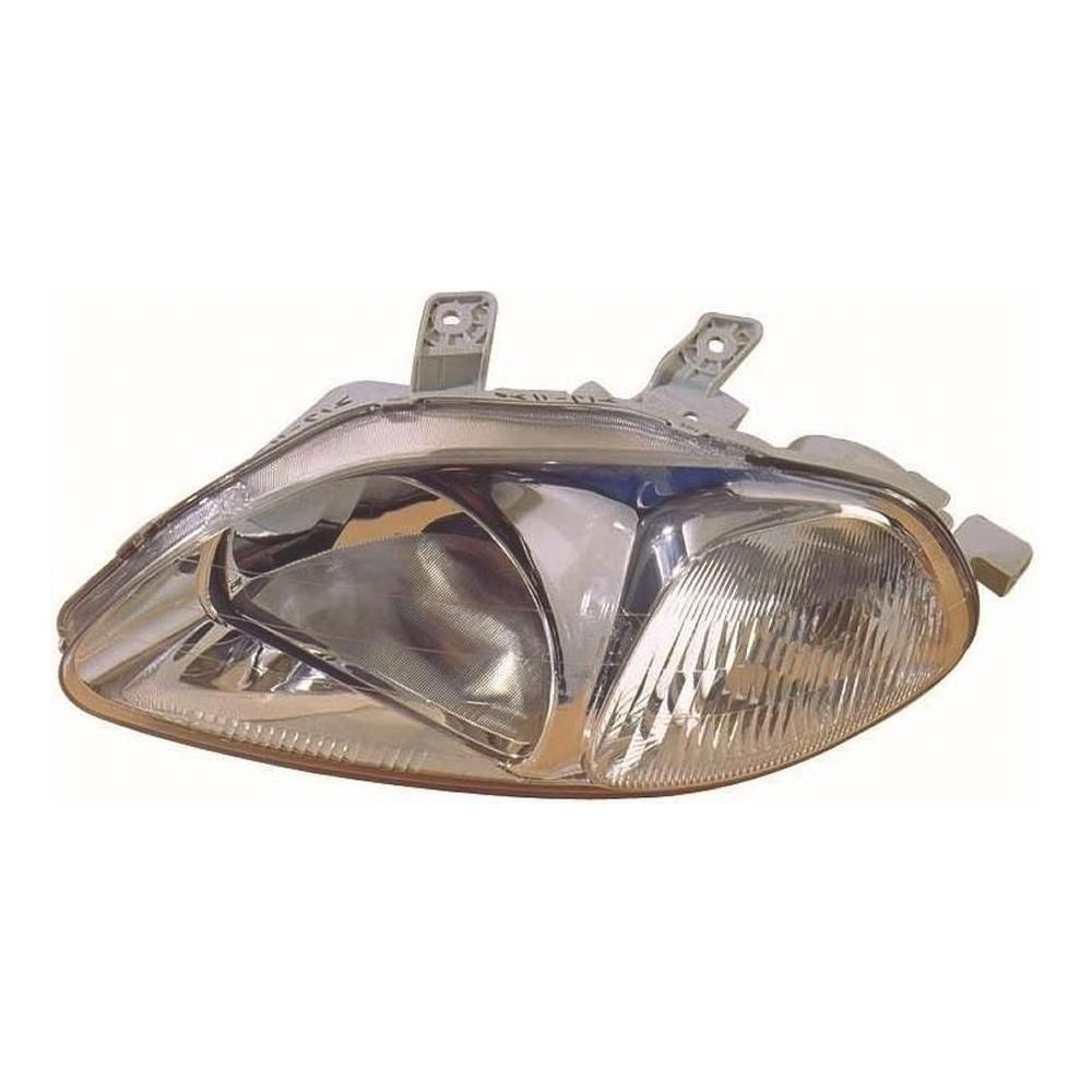 Honda Civic Mk6 3 Door Hatchback 1996-1998 Headlight Headlamp Passenger Side N/S