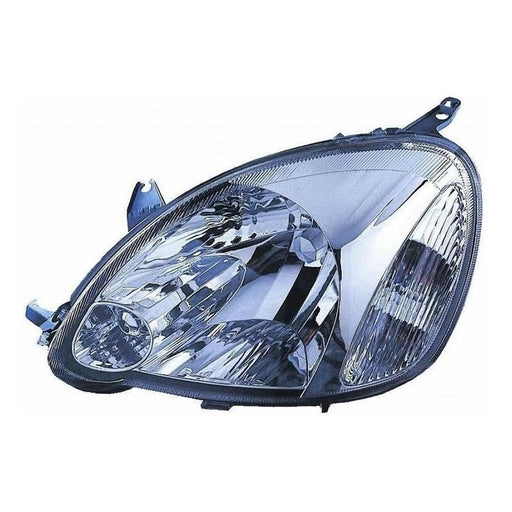 Toyota Yaris Mk1 Hatchback 5/2003-2005 Headlight Headlamp Passenger Side N/S
