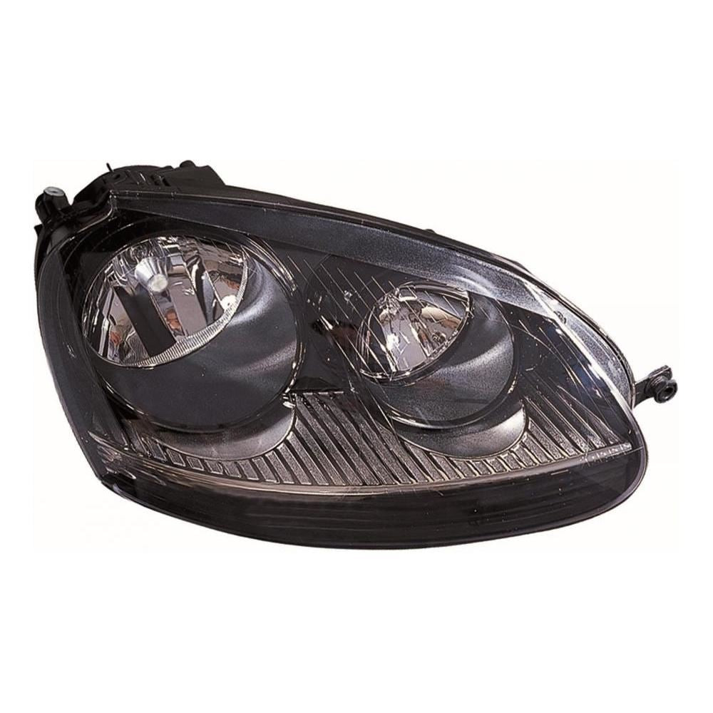 VW Golf Mk5 Gti & GTD Hatch 10/2003-6/2009 Headlight Headlamp Drivers Side O/S