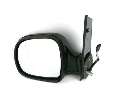 Mercedes Vito (W639) 2003-3/2011 Electric Wing Mirror Black Passenger Side N/S