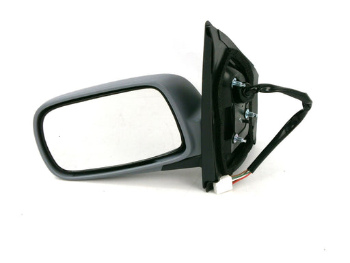 Toyota Yaris Mk.1 5/2003-2005 Electric Wing Mirror Primed Passenger Side N/S