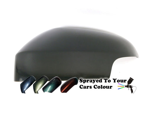 Volvo C70 Mk.2 5/2010-2014 Wing Mirror Cover Passenger Side N/S Painted Sprayed