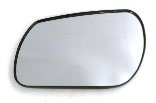 Mazda 2 Mk.1 2003-2007 Non-Heated Convex Mirror Glass Passengers Side N/S