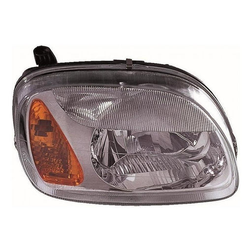 Nissan Micra K11 Hatchback 2000-6/2003 Headlight Headlamp Drivers Side O/S