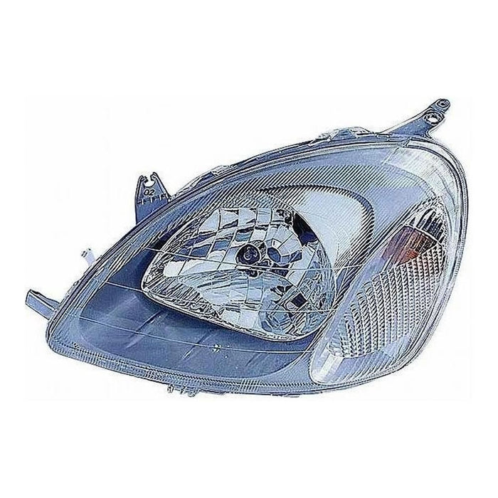 Toyota Yaris Mk1 Hatchback 1999-7/2003 Headlight Headlamp Passenger Side N/S