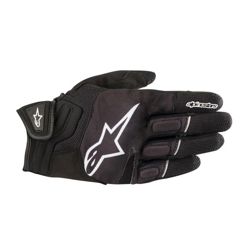 Alpinestars Atom Gloves Black & White