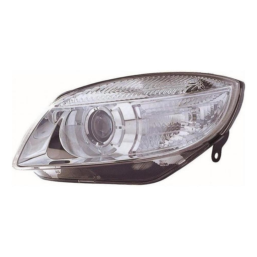 Skoda Roomster MPV 2006-4/2010 Headlight Lamp Projector Type Passenger Side N/S