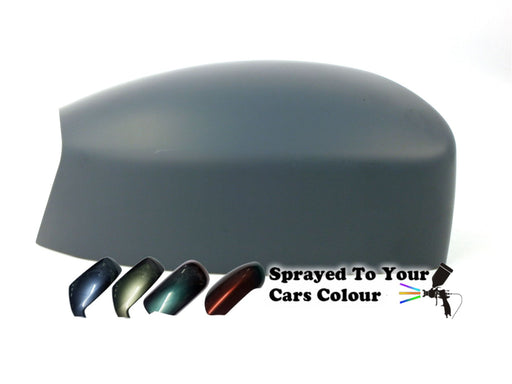Ford S-Max Mk.1 2006-2015 Wing Mirror Cover Drivers Side O/S Painted Sprayed