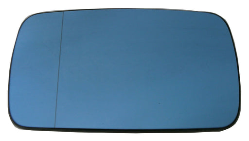 BMW 3 Series E36 2 Door 1991-2000 Heated Blue Tinted Mirror Glass Passengers Side N/S
