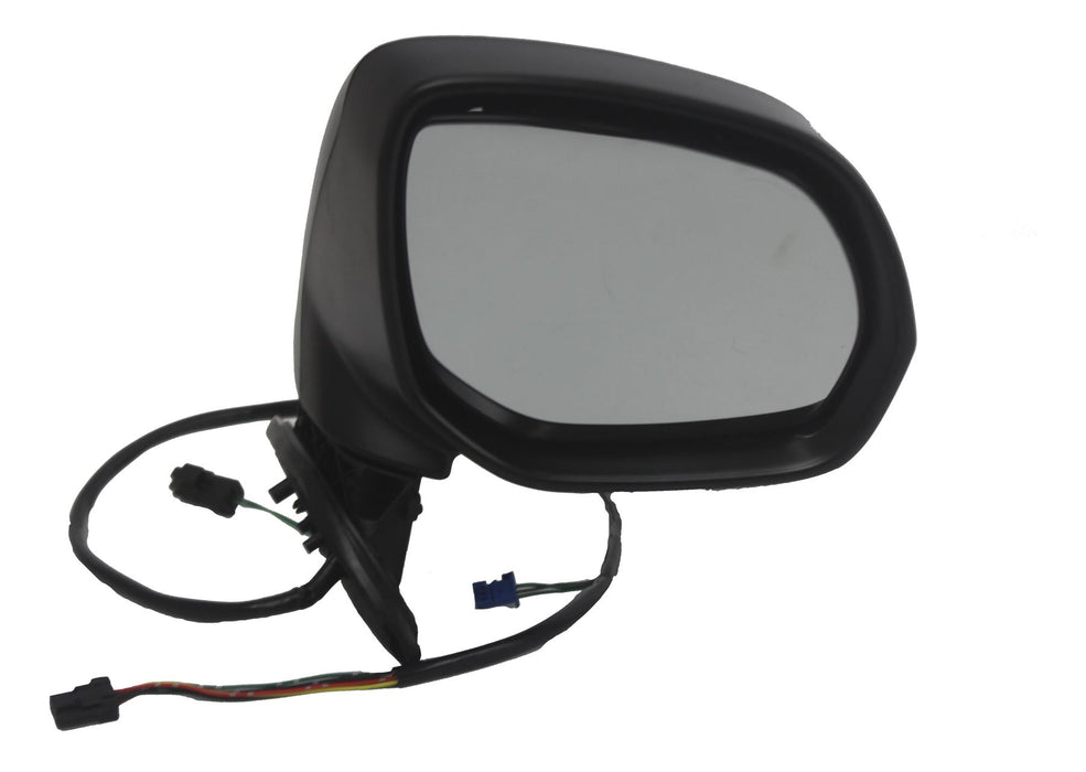 Citroen C4 Grand Picasso 06-13 Electric Wing Mirror Indicator Black Drivers Side