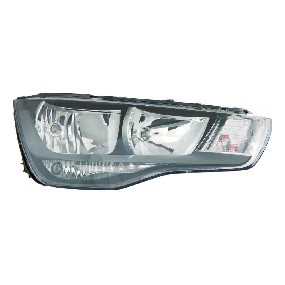 Audi A1 Hatchback 2010-4/2015 Headlight Headlamp Drivers Side O/S