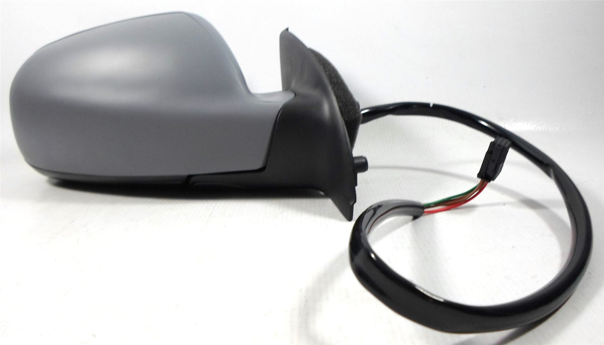 Peugeot 307 2001-7/2005 Electric Heated Wing Mirror Primed Drivers Side O/S