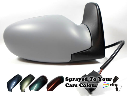 LTI TX2 3/2000-12/2005 Electric Wing Door Mirror Heated Drivers Side O/S Painted Sprayed