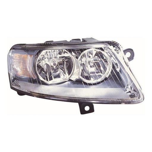 Audi A6 Mk2 C6 (4F) Saloon 6/2004-2008 Chrome Inner Headlight Drivers Side O/S