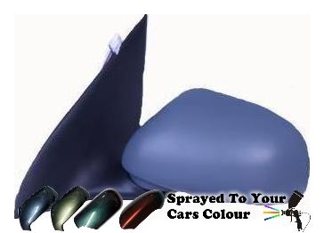 Fiat Bravo Mk.1 1996-2001 Electric Wing Mirror Heated Passenger Side N/S Painted Sprayed