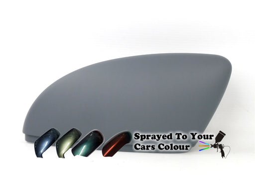Volkswagen Jetta Mk.2 5/2011-12/2018 Wing Mirror Cover Passenger Side N/S Painted Sprayed