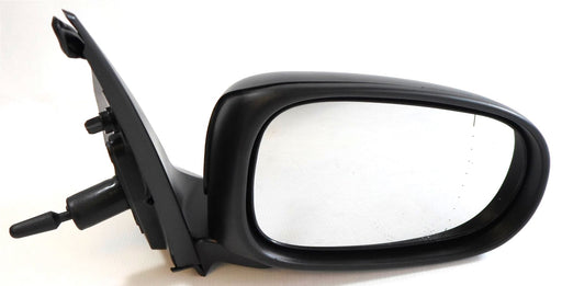 Nissan Almera Mk.2 2/2000-2006 Cable Wing Mirror Black Textured Drivers Side O/S