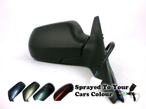 Mazda 6 Mk1 2002-3/2008 Electric Wing Mirror Non-Heated Drivers Side O/S Painted Sprayed