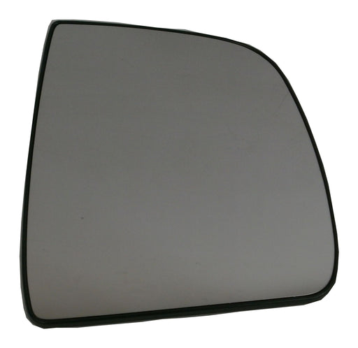 Fiat Doblo Mk.2 (Van & MPV) 2010+ Heated Convex Upper Mirror Glass Drivers Side O/S
