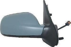 Citroen Xsara 9/2000-2004 Electric Heated Wing Mirror Primed Drivers Side O/S