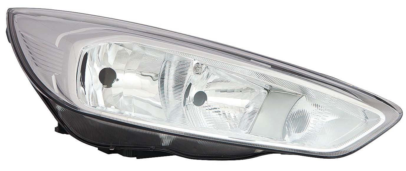 Ford Focus Estate 10/2014+ Chrome Inner Headlight Lamp Excl DRL Drivers Side O/S