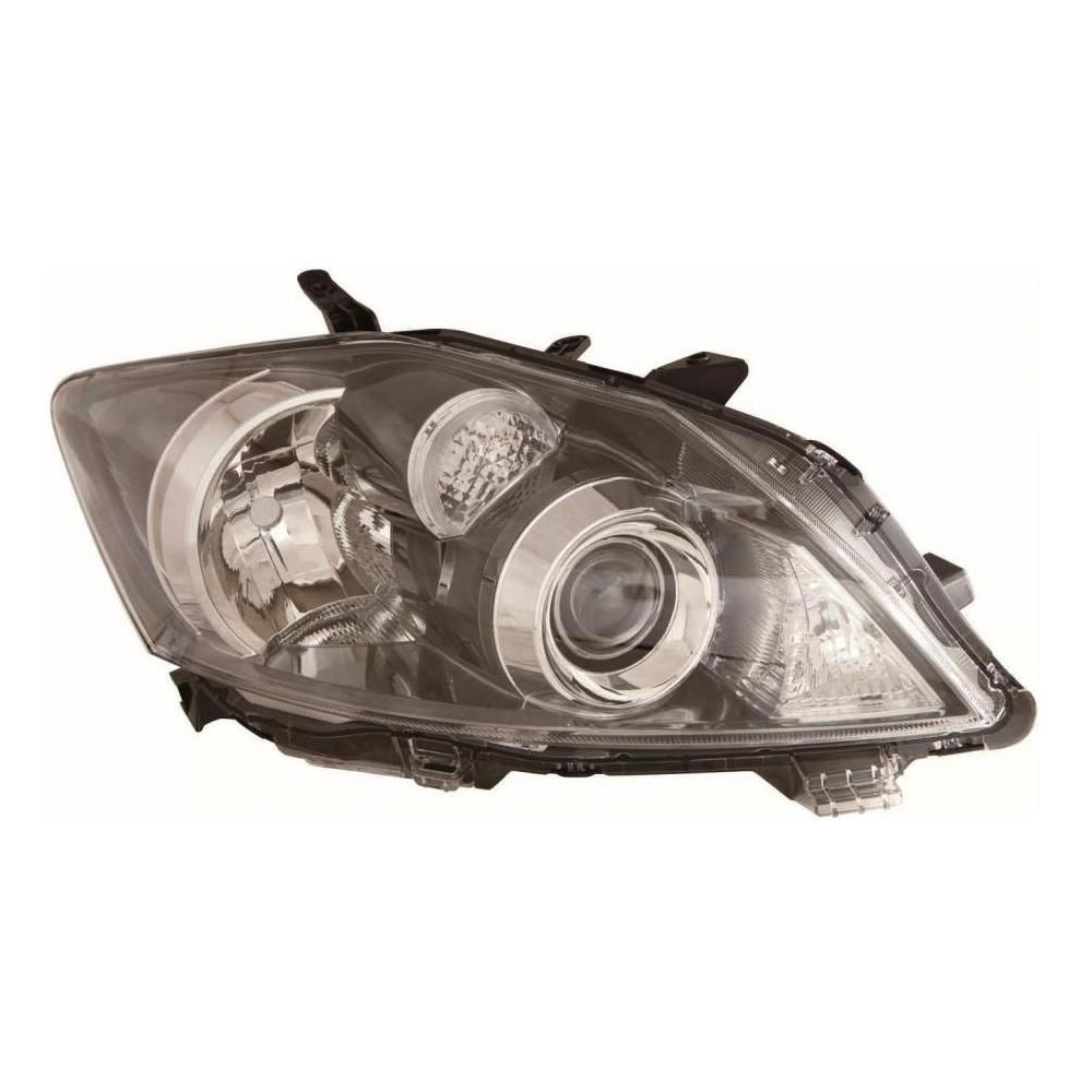 Toyota Auris Mk1 Hatch 6/2010-3/2013 Black Inner Headlight Lamp Drivers Side O/S