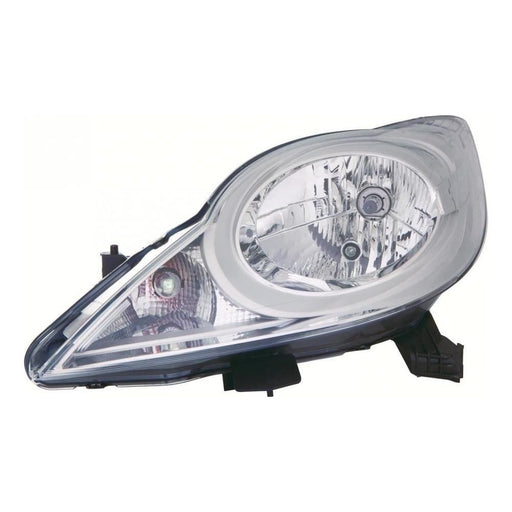 Peugeot 107 Hatchback 3/2012-2014 Headlight Headlamp Passenger Side N/S