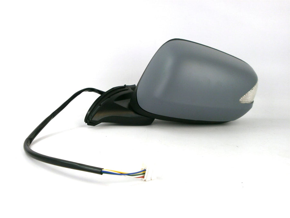 Honda Jazz Mk3 10/2008+ Electric Wing Mirror Indicator Primed Passenger Side N/S