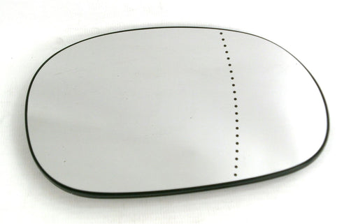 Renault Laguna Mk.1 1994-12/2000 Heated Aspherical Mirror Glass Drivers Side O/S