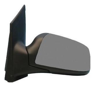 Ford Focus Mk2 2005-5/2008 Electric Wing Mirror Black Paintable Passenger Side