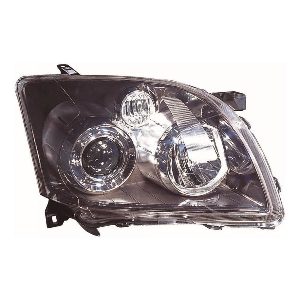 Toyota Avensis Mk2 Hatchback 4/2006-6/2009 Headlight Headlamp Drivers Side O/S