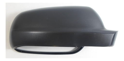 Volkswagen Bora 1999-2005 Black - Textured Wing Mirror Cover Driver Side O/S