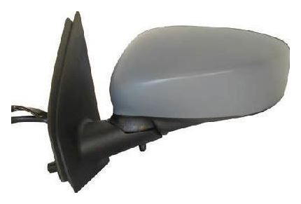 Fiat Stilo 2002-2007 Electric Heated Wing Mirror Primed Passenger Side N/S