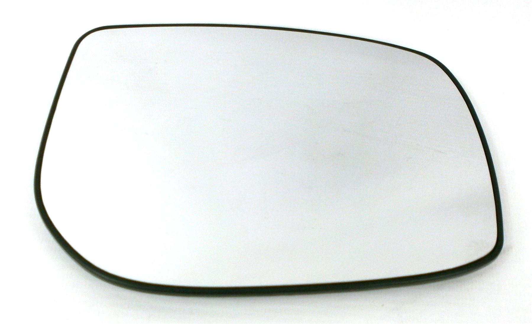 Toyota Yaris Mk.2 (Excl. Verso) 2006-3/2013 Heated Convex Mirror Glass Drivers Side O/S