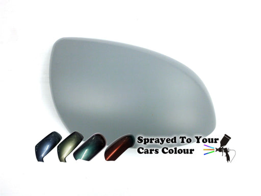 Mazda 2 Mk.2 9/2007-5/2015 Wing Mirror Cover Drivers Side O/S Painted Sprayed