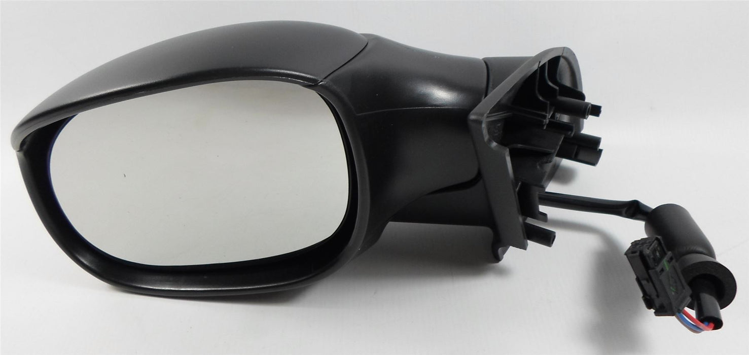 Citroen C3 Mk1 2002-5/2010 Electric Wing Mirror Black Non-Heated Passenger Side