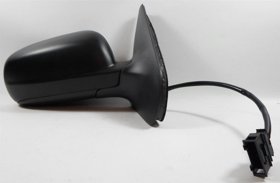 Volkswagen Bora 1999-2005 Electric Wing Mirror Heated Black Drivers Side O/S