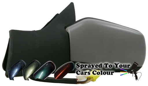 Citroen Xantia 1998-2001 Electric Wing Mirror Heated Passenger Side N/S Painted Sprayed