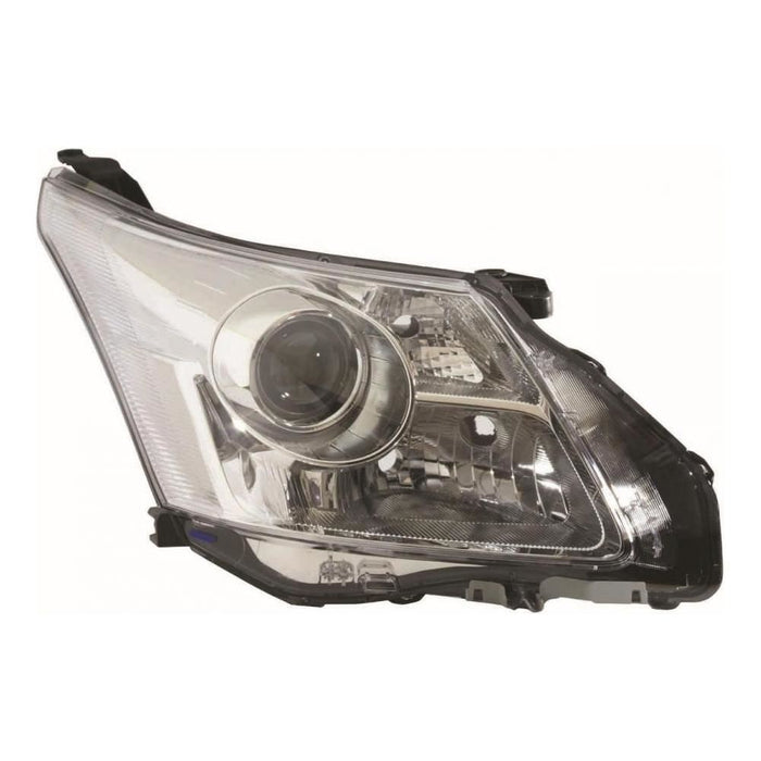Toyota Avensis Mk3 Saloon 1/2009-6/2012 Headlight Headlamp Drivers Side O/S