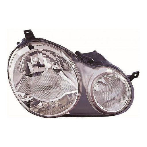 Volkswagen Polo Mk4 9N Hatch 2/2002-7/2005 Headlight Headlamp Drivers Side O/S