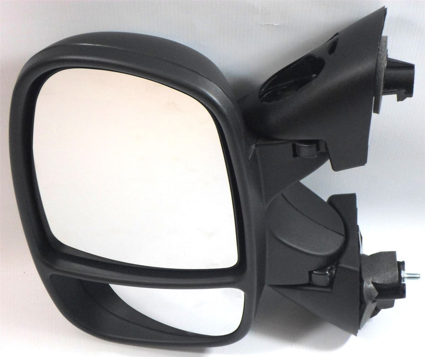 Vauxhall Vivaro Mk.2 2001-2006 Electric Wing Mirror Black Passenger Side N/S