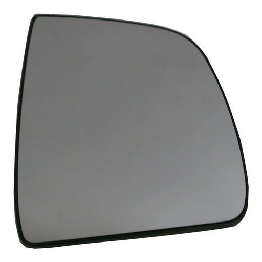 Fiat Doblo Mk.2 (Van & MPV) 2010+ Non-Heated Convex Upper Mirror Glass Drivers Side O/S