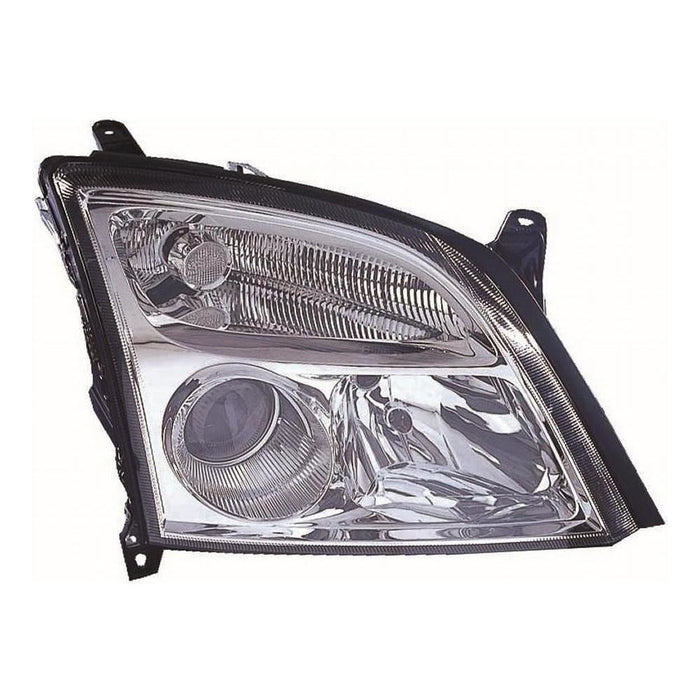 Vauxhall Vectra Mk2 Hatch 3/2002-2005 Chrome Inner Headlight Drivers Side O/S