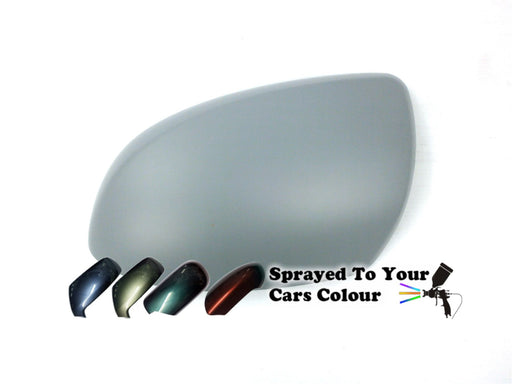 Mazda 2 Mk.2 9/2007-5/2015 Wing Mirror Cover Passenger Side N/S Painted Sprayed