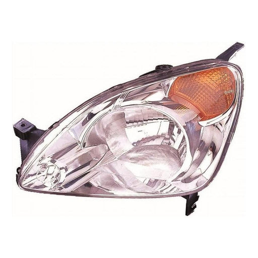 Honda CR-V Mk2 ATV / SUV 2002-3/2005 Headlight Headlamp Passenger Side N/S